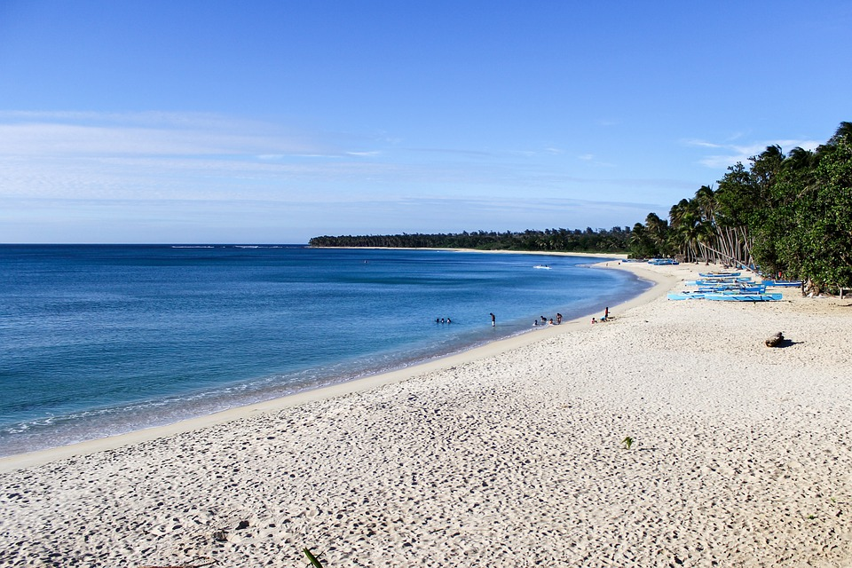 Beach Destinations in the Philippines