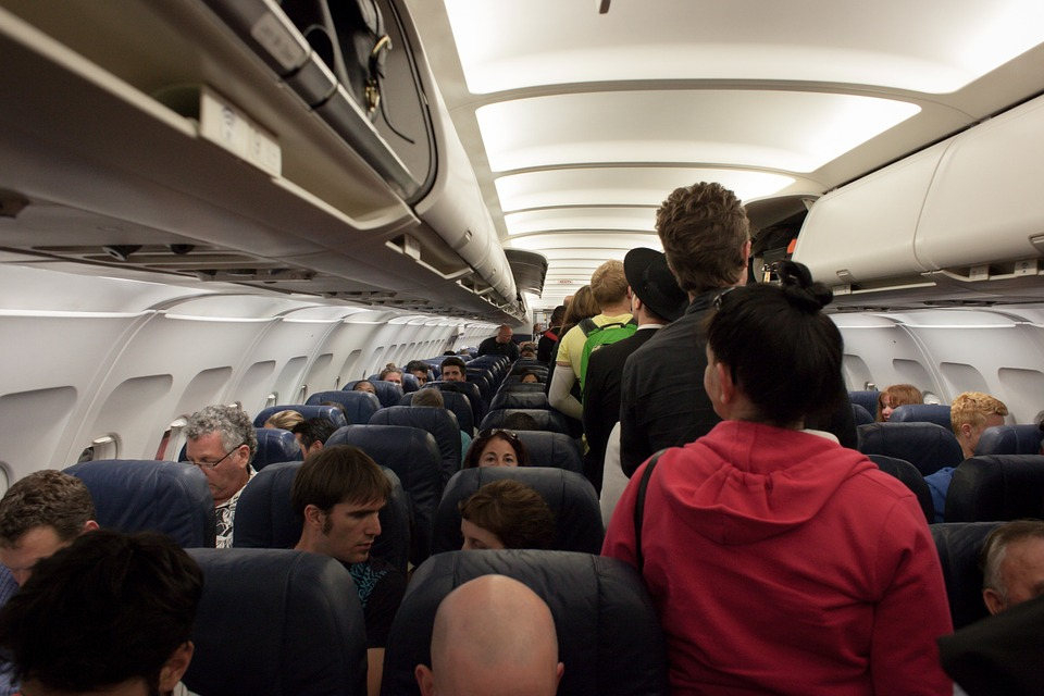 Airlines Offering More Legroom In Economy