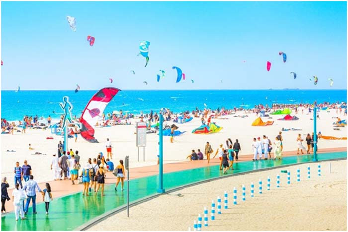 Dubai Kite Beach