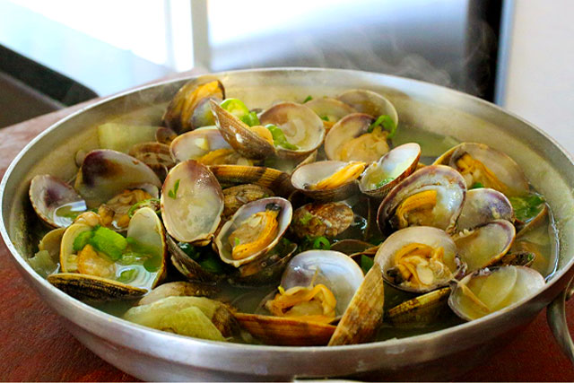 CLAM-STEW